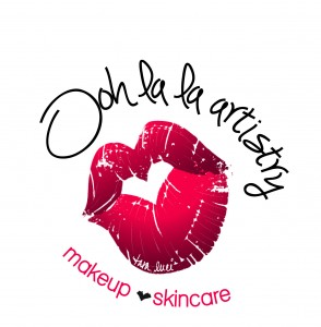 Ooh la la artistry logo
