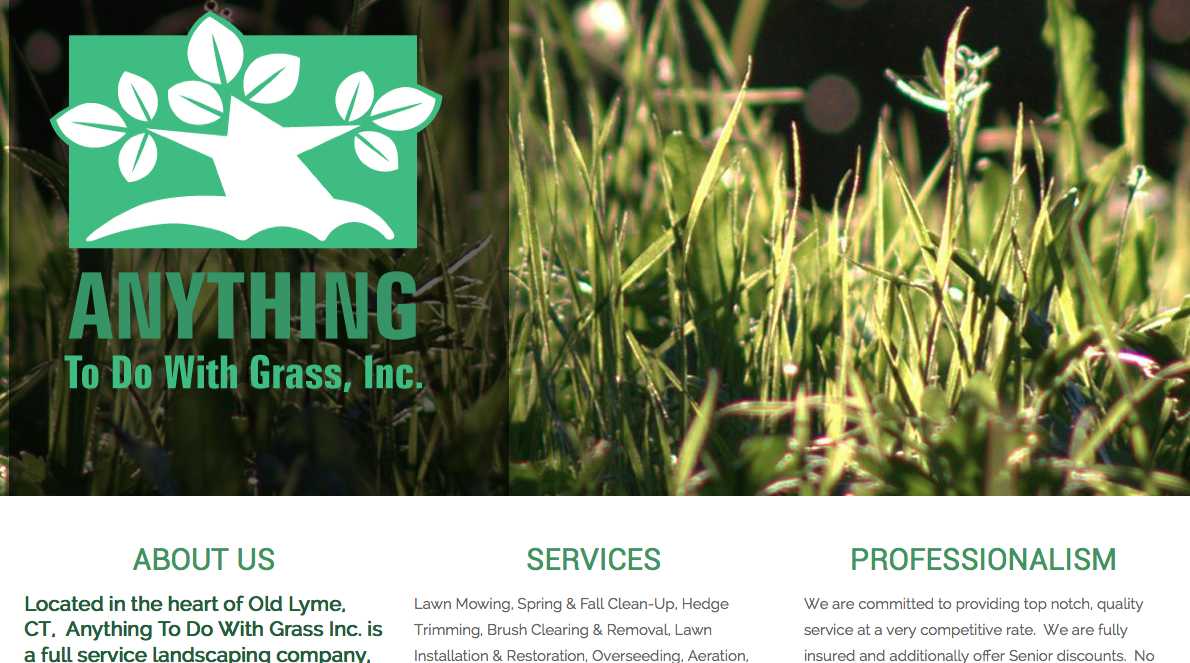 Anything To Do With Grass, Inc.