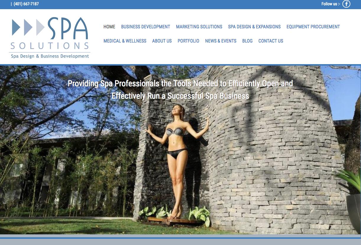 Spa Solutions, LLC