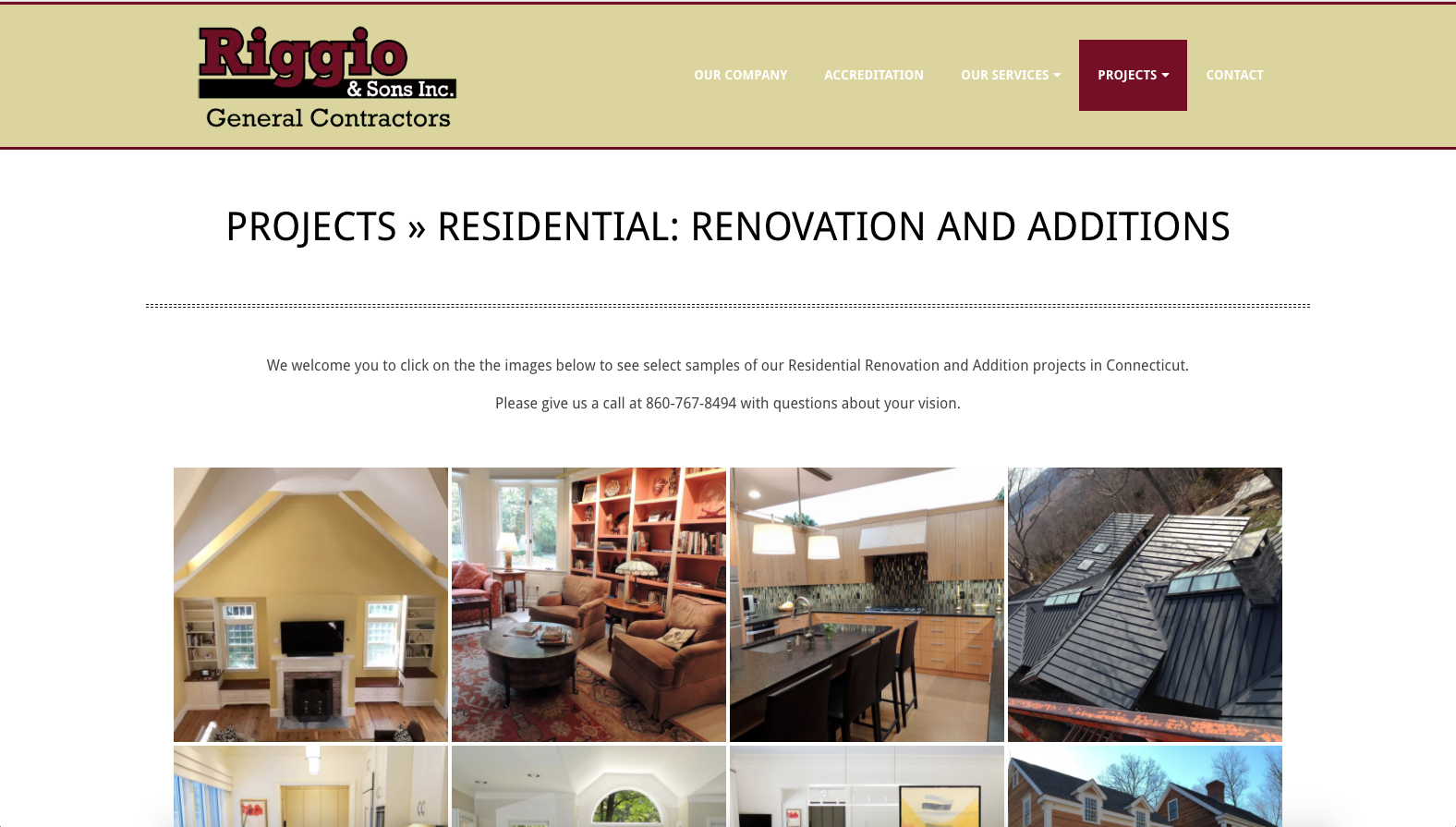Riggio & Sons Construction